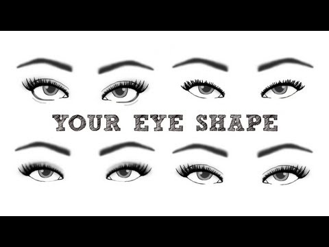 Finding Your Eye Shape | TheMakeupChair