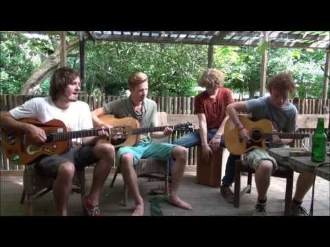 The Cuban Cigar Club - Baby Stay (Porch Sessions)