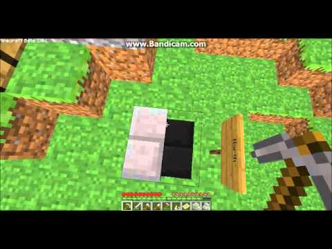 Minecraft Episode 1 how to make mossy stone bricks and cracked stone bricks! NO MODS REAL