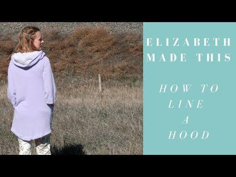 How to Line a Hood