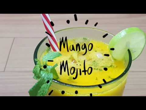 Mango Mojito || Ramzan Special || by Cooking with Benazir || with English Subtitles