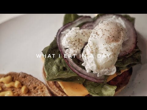 What I Eat In A Day | VEGETARIAN