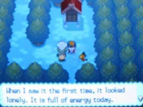 Pokémon Heart Gold/Soul Silver - Spiky Eared Pichu Event