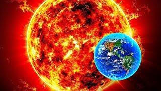Tormentas solares que son más grandes que la Tierra