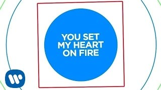 Clean Bandit - Heart on Fire ft. Elisabeth Troy [Official Lyrics Video]