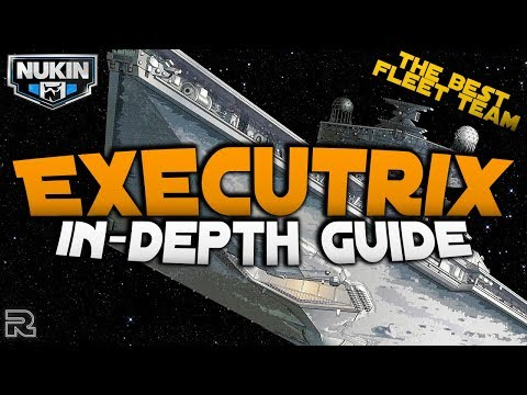 Xxx Mp4 Best Ships 2 0 Team Executrix Guide Star Wars Galaxy Of Heroes SWGOH 3gp Sex