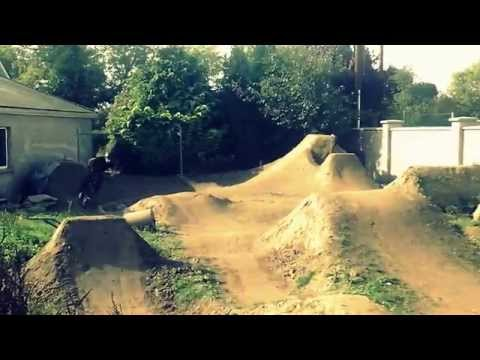 PUMPTRACK TO TRAILS  BUILDING