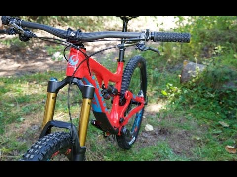 The best trail and enduro mountain bikes 2017