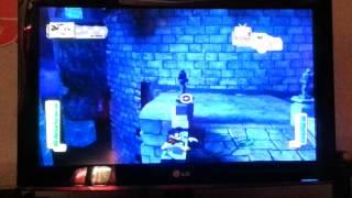 Epic Mickey - Loss Tower TV shortcut