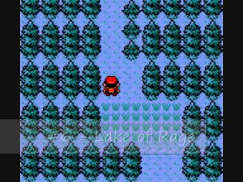 Pokemon Gold/Silver/Crystal - All Rare Candy Locations