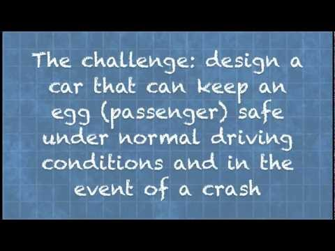 Crash Test Cars! Engineering project overview
