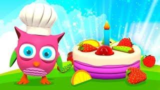 Download Развивающие мультики для малышей Совенок ХопХоп - все серии. Video