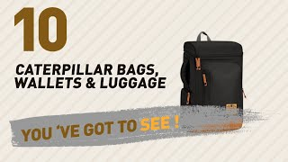 Caterpillar Bags, Wallets & Luggage Collection // Amazon India 2017 Best Sellers