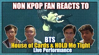 NON KPOP FAN REACTS TO BTS LET ME KNOW @ RED BULLET - PakVim net HD
