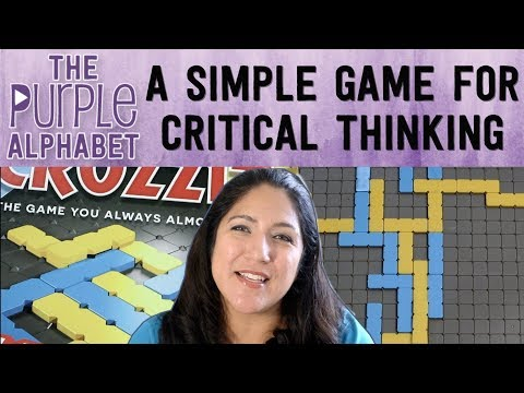 LOGIC & Critical Thinking Skills Game