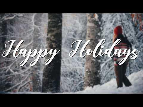 Happy Holidays from Sunwarrior | 2017