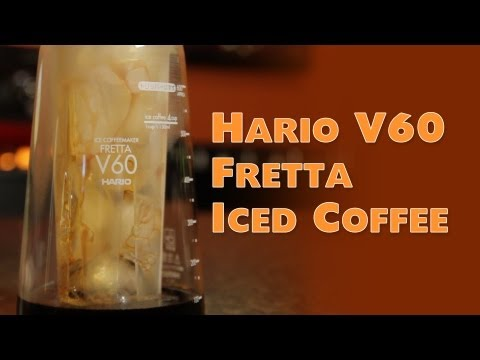 Hario Fretta V60 Iced Coffee Maker