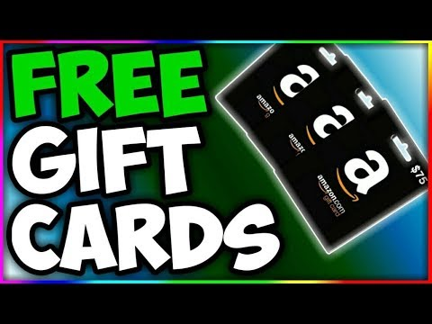 How To Free Amazon Gift Card Codes Working June 2018