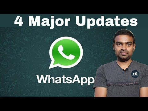 WhatsApp 4 New Updates, One Plus 6 Launched, Samsung Under ₹5000 Phone, Tech Prime #144