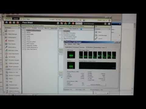 Recreate the Allscripts Pro EMR Citrix Issue