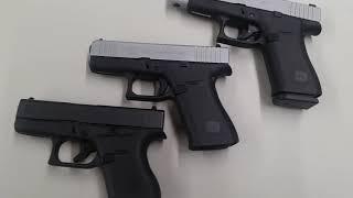 glock 43 vs 43x and 48 Videos - 9tube tv
