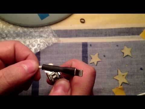iPhone 5 charger cable permanent fix