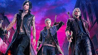Devil May Cry 5 Ost Full Song  Casey Edwards Feat Ali Edwards  Devil Trigger    5