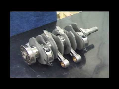 SUBARU WRX World Rally Car 97 & EJ20 engine build