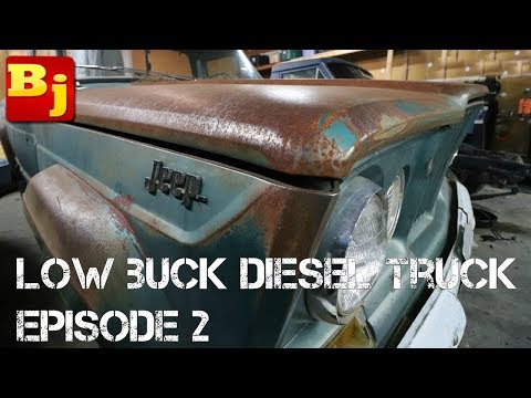 Low Buck Diesel Truck Episode 2