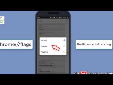 How to use google chrome on you mobile phone in hindi
