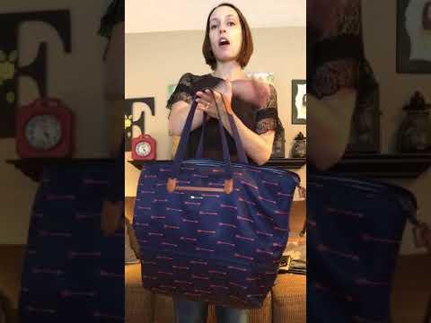Bag Versatility: Getaway, Daytripper, Crush It gym bag, Waverly