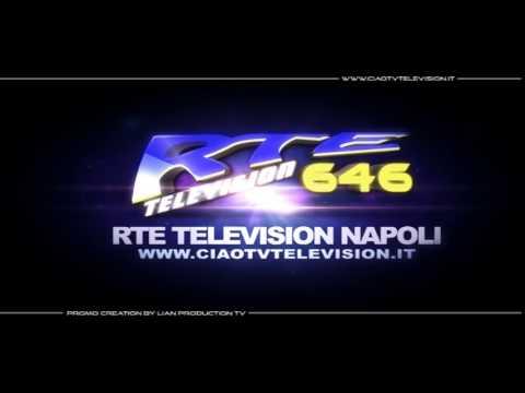 RTE NAPOLI TELEVISION  Ch 886 DGT WEB TV STREAMING e SKY