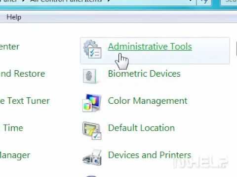 How to view all Control Panel items in Windows 7