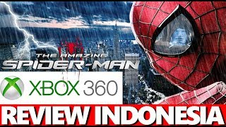 The Amazing Spiderman Game Xbox360 Indonesia Review - Video'Games