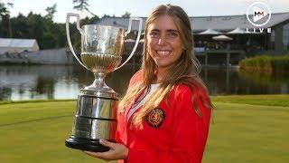 Champion female golfer found murdered on course