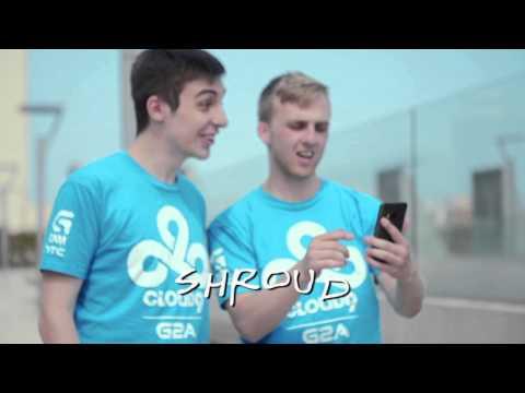 Cloud9 Friends Parody