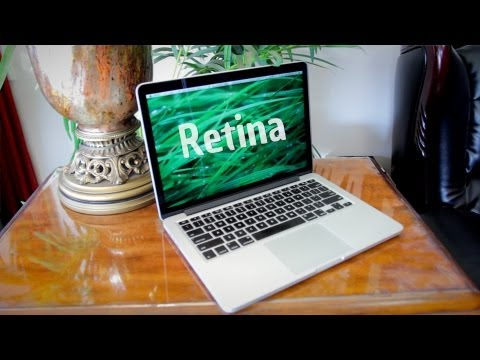 Apple 13-inch MacBook Pro with Retina Display Review (2012)