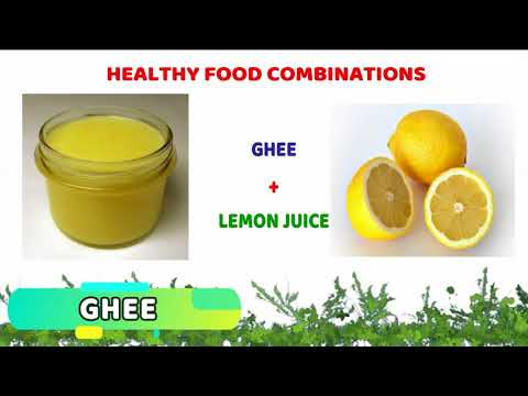 GOOD FOOD COMBINATIONS EAT TOGETHER BY NITYANANDAM SHREE