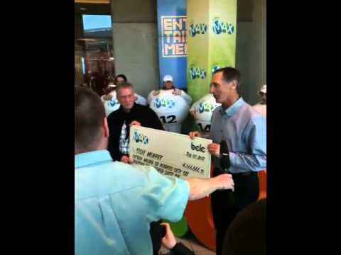 LOTTO MAX Winner - $16.6 Million - BC Miner Strikes Gold (BCLC)