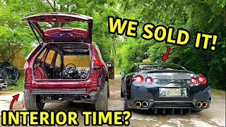 Rebuilding A Wrecked Jeep Trackhawk Part 15