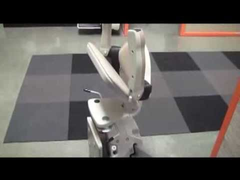 Bruno stairlift trouble shooting video