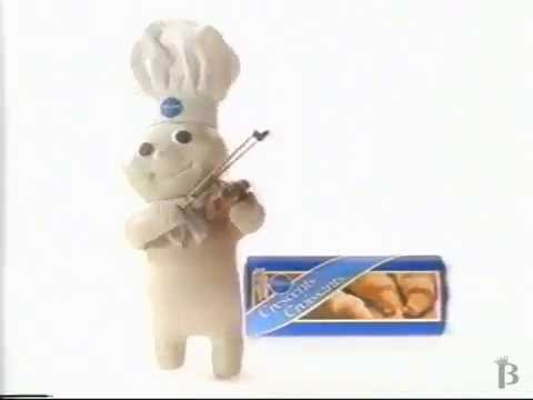 Pillsbury Turnover Commercial 1990