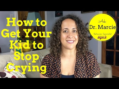 How to Stop Kids Crying (FAST!)