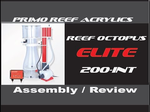 Reef Octopus Elite Skimmer (ASSEMBLY & REVIEW)