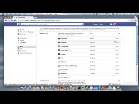 How Do I Unlink My Facebook Profile? : Advanced Social Media Skills