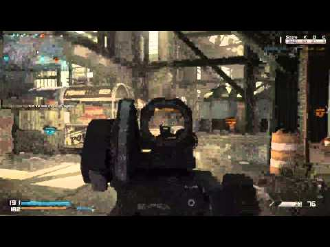 Strikezone Domination Call of Duty Ghosts pt 2