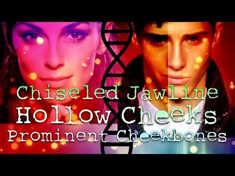 Get Chiseled Jawline, Hollow Cheeks & Prominent CheekBones Biokinesis Subliminal Binaural Beats