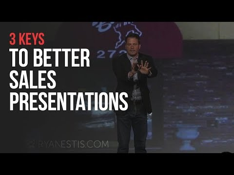 3 Keys to a Better Sales Presentation