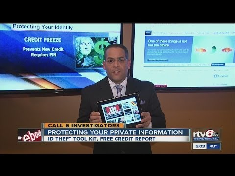 Target data breach: Protecting your private information