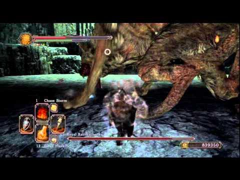 Dark Souls 2 Boss Battle: Royal Rat Authority (NG++)